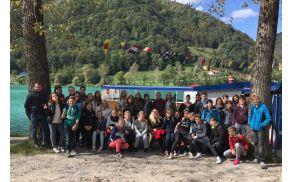 Mladi iz Slovenskih Konjic na Cipru