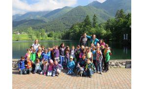 Učenci Ljudske šole Sele so lani obiskali POŠ Kokra