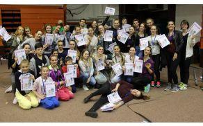 Odlični rezultati plesalcev Plesnega društva BPS Radovljica