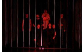 Gledališče Nasmeh, predstava Slepci v Desklah. Foto: Klemen Klemenc