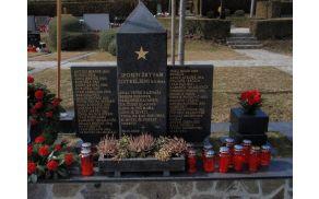 Slika 6: Spomenik talcem v Zrečah – pokopališče Zrečah (foto: Zdovc Marko)