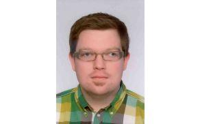 David Sopotnik, dr. med., specializant družinske medicine, ZP Vojnik