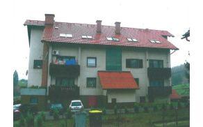 Slika stanovanja v Gabrovki