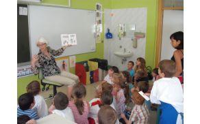Učiteljice iz ZDA na obisku na POŠ Socka