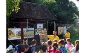 Čebelarji bodo obnovili šolski čebelnjak.