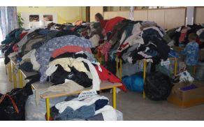 Sortiranje oblačil