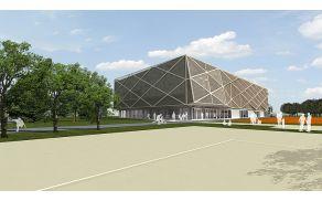 Projekt Športni park Črnuče. Foto: Arhiv Ludus d.o.o.