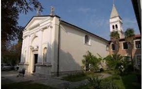 cerkev v Strunjanu