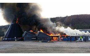 Požari v turističnih objektih, Foto: Jorma Korhonen / Yle