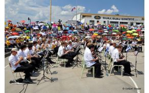 Lanskoletni tabor pevskih zborov (foto: www.ivancna-gorica.si)