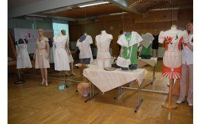 Tekstilni izdelki iz Črnomlja z elementi tradicionalne dediščine in vizijo