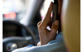 Vozimo pametno, brez telefona!