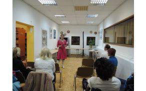 Predavanje o pomlajevanju Savine Vybihal