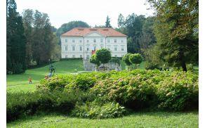 Park Tivoli. (foto: Dunja Wedam, Turizem Ljubljana)
