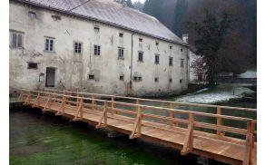 Novi most že sije, da bi čim prej tudi grad za njim.