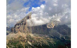 Tofana di Rozes - Dolomiti - Italija
