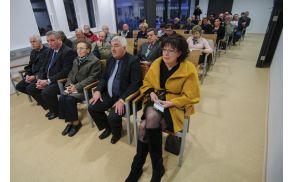 Slavnostna seja KS Miren ob njeni 50 letnici, foto Tomaž Povodnik