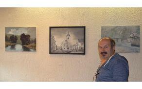 Ustvarjalen slikar, fotograf. kipar in še in še...