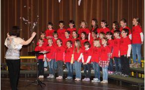 Mlajši otroški pevski zbor OŠ Vransko-Tabor, ki ga vodi Danijela Jeršič. Nastopil pa je tudi mladinski pevski zbor, ki ga vodi Katja Florjančič.