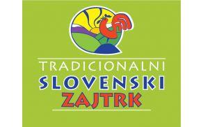 """Logo """"tradicionalni slovenski zajtrk"""""""