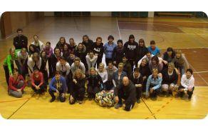Udeleženke Miklavževega turnirja