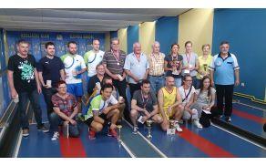 Udeleženci 1. majskega turnirja Slovenj Gradec 2016