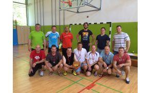 Udeleženci turnirja OP Mengeš 2016