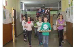 Učenci v akciji