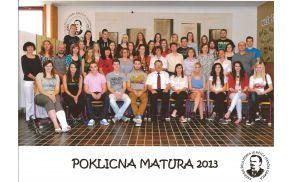 Učitelji z maturanti 2012/13