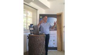 Projekt REMIDA je predstavil župan Rupert Gole
