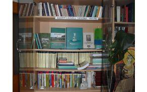 Rastoča knjiga v Župnišču Dolenjske Toplice