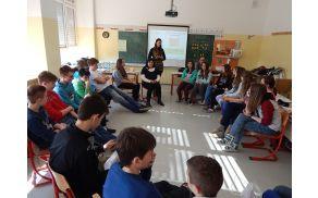 Na OŠ Pohorskega bataljona Oplotnica so se pogovarjali o romski skupnosti.