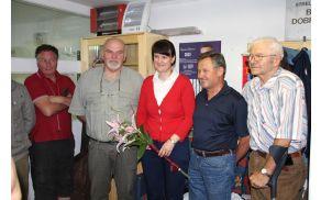 *Tekmovanje je pozdravila tudi predsednica KS Vojnik Lidija Eler Jazbinšek.