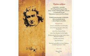 Vabljeni na prireditev v počastitev slovenskega kulturnega praznika