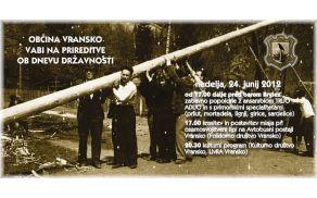 V nedeljo slovesno na Vranskem...