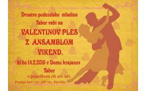 Valentinov ples