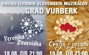 Vikend izvirnega slovenskega muzikala