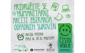 Humanitarna akcija Čisto veselje
