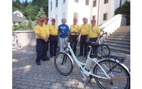 Veterani - kolesarji