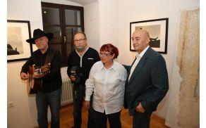 Cowboy Pidži, Viljem Klemenčič, Metka Obrul in R:B. Milić