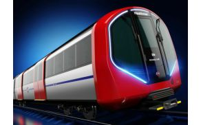 Novi vlak prihodnosti se bo leta 2020 pojavil na londonski podzemni železnici.