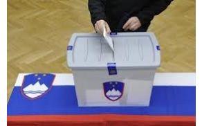 Oddanih je bilo 10 321 glasovnic.
