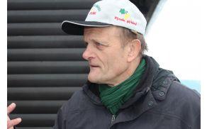 Roman Štabuc, predavatelj in strokovni vodja