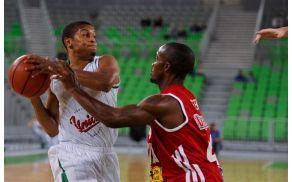 Dominic Waters odhaja iz Olimpija. Foto: Liga ABA.