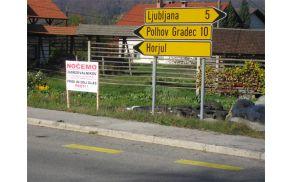 Občina Dobrova - Polhov Gradec še vedno upošteva voljo ljudi (foto: gt).