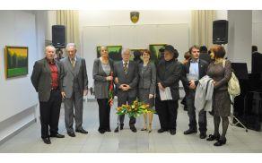 Dušan Skerbiš, Jože Zupan, Maruša Stupica, Boštjan Žekš, Patricija Pavlič, Igor Dolenc, Sebastjan Popelar, Ana Žekš
