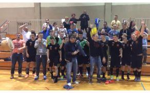Zaslonski zajem facebook Futsal Zavas