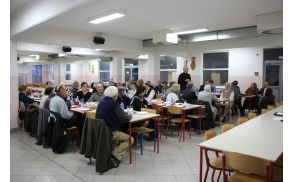 Občni zbor borcev za vrednote NOB krajevnega odbora Vojnik