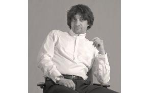 Zdravko Zupančič, vodja šole retorike na Ljudski univerzi Ajdovščina