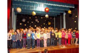 Združen zbor treh podružničnih šol
